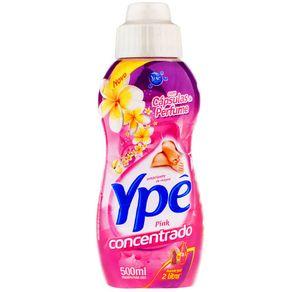 Amaciante Concentrado Pink Ypê 500mL