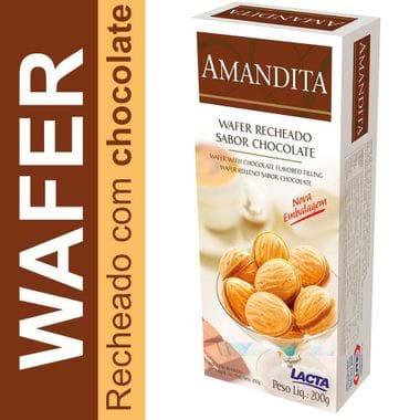 Amandita Lacta Chocolate 200g