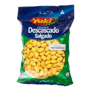 Amendoim Descascado e Salgado Yoki 150g