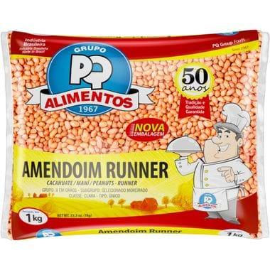 Amendoim Runner PQ 1Kg