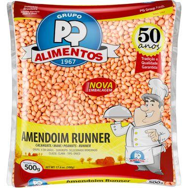 Amendoim Runner PQ 500Kg