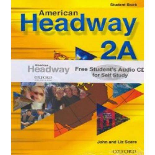 American Headway 2a - Student Book