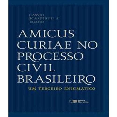 Amicus Curiae no Processo Civil Brasileiro