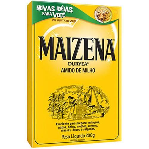 Amido Milho Maizena 200g-cx