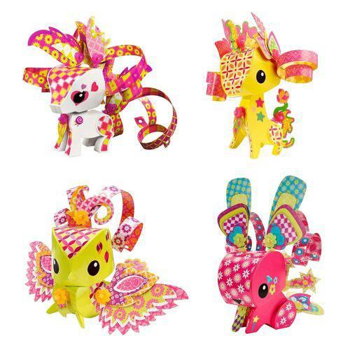 Amigami - Cavalo Girafa Passaro Coellho - Educativo Mattel