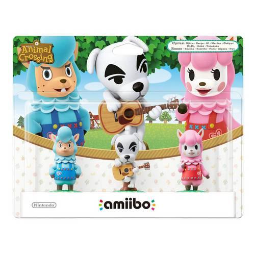 Amiibo - Animal Crossing Pack