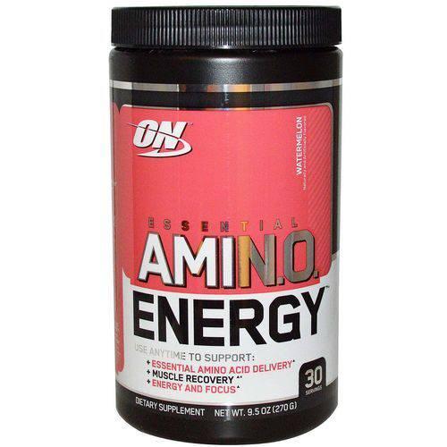 Amino Energy On Optimum Nutrition 30 Doses - Sabor Melancia