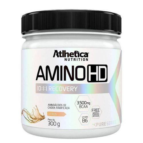 Amino HD 10:1:1 300g Atlhetica Nutrition Citrus