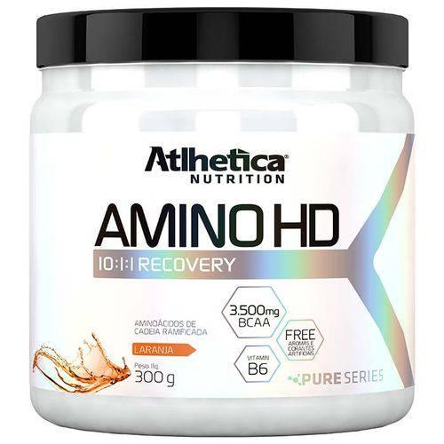 Amino Hd 10:1:1 - 300g - Atlhetica Nutrition