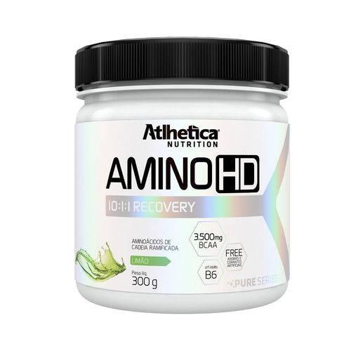 Amino HD 10:1:1 300gr - Atlhetica-limão
