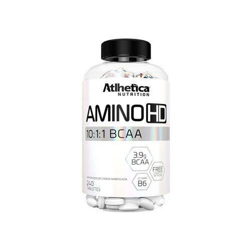 Amino HD 10:1:1 Atlhetica 240 Tabletes