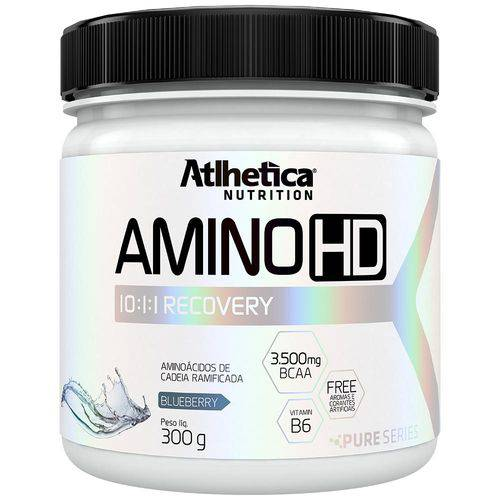 Amino Hd 10:1:1 - Pure Series - 300g - Atlhetica - Blueberry