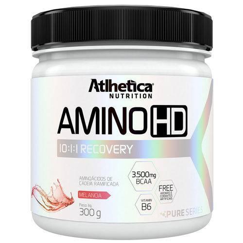 Amino HD 10:1:1 Recovery 300G Melancia - Atlhetíca Nutrition