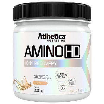 Amino HD 10:1:1 Recovery Citrus 300g - Atlhetica Nutrition