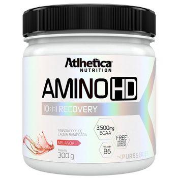 Amino HD 10:1:1 Recovery Melancia 300g - Atlhetica Nutrition