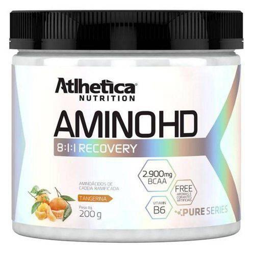 Amino Hd 8:1:1 (200g) Atlhetica Nutrition - Tangerina