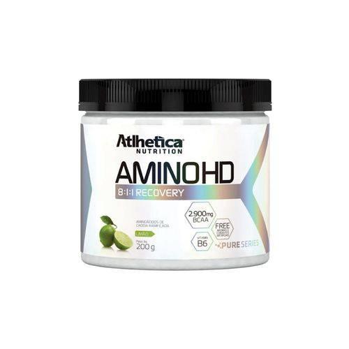 Amino HD 8:1:1 200g - Limão - Atlhetica