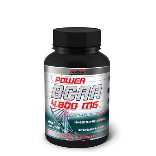 Aminoácido Bcaa 4800 - New Millen - 240 Tabletes