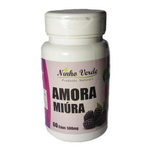Amora Miura 500mg - 60 Cápsulas