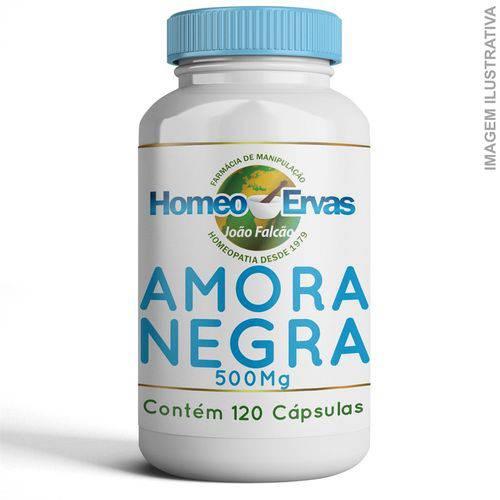 Amora Negra 500mg 120 Cápsulas