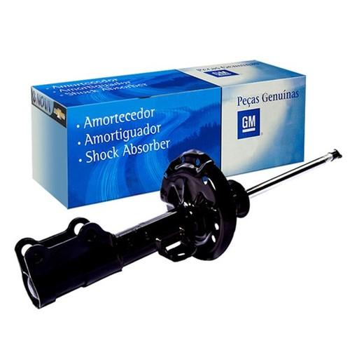 Amortecedor Dianteiro Lado Esquerdo (transmissão Automática] 52085415 Spin