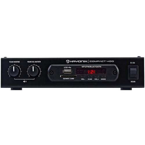 Amplificador 40w com Bluetooth Compact 400 58859 Hayonik