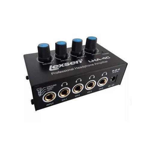 Amplificador de Fones de Ouvido Lha4c - Lexsen