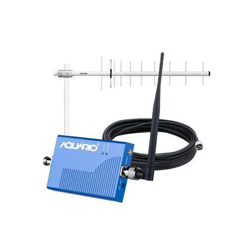 Amplificador e Repetidor de Sinal para Celular 2600Mhz 60Db