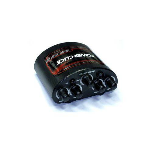 Amplificador Fone Power Click Db05s Stereo