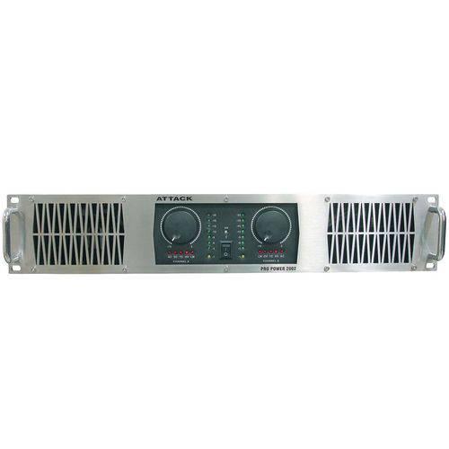 Amplificador PP 2002 Attack