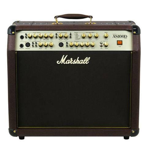 Amplificador Violão Marshall As-100D, 100W 110V