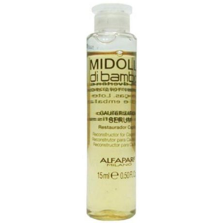Ampola Alfaparf Midollo Di Bamboo Cauterization Sérum 15ml