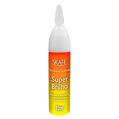 Ampola de Tratamento Skafe Super Brilho com 10ml