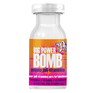 Ampola Poli-Vitamínica Power Bom Soul Power 12ml