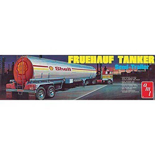 Amt 918 Fruehauf Tanker Semi-Trailer Shell 1:25