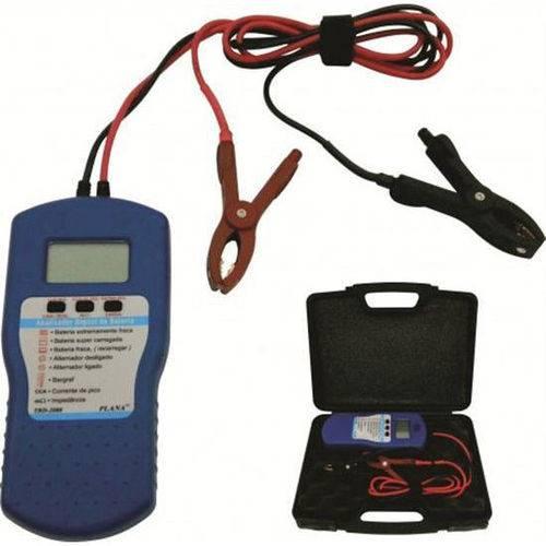 Analisador de Bateria Digital Tbd2000 Planatc