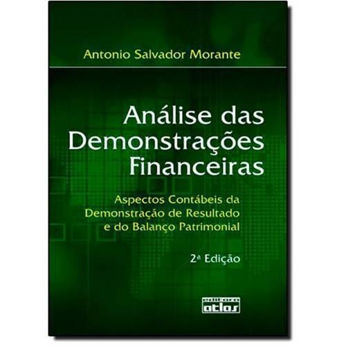 Análise das Demonstrações Financeiras: Aspectos Contábeis da Demonstração de Resultado e do Balanço