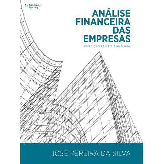 Analise Financeira das Empresas - Cengage