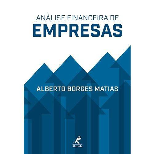 Analise Financeira de Empresas / Matias