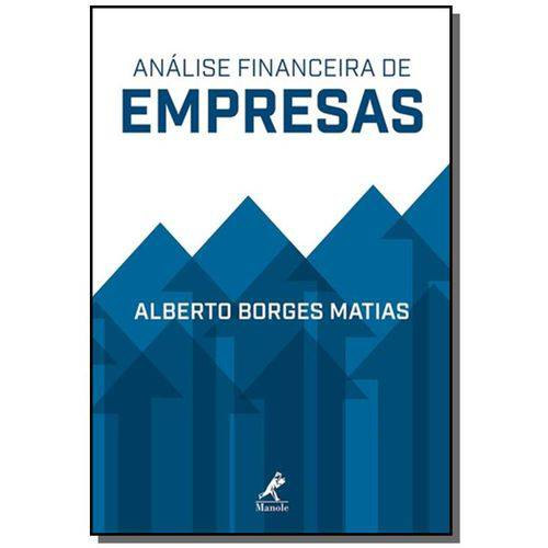 Analise Financeira de Empresas