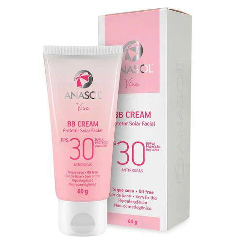 Anasol Bb Cream Facial Fps30 60g