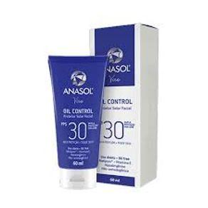 Anasol Facial Oil Control Fps30 60g