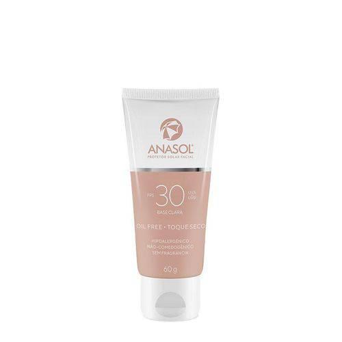 Anasol Protetor Solar Facial Base Clara Fps 30
