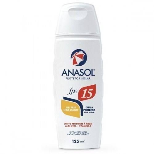 Anasol Protetor Solar Fps 15 125ml
