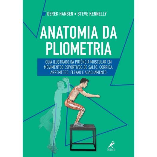 Anatomia da Pliometria - Manole
