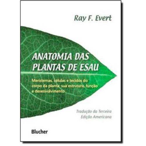 Anatomia das Plantas de Esau - Blucher