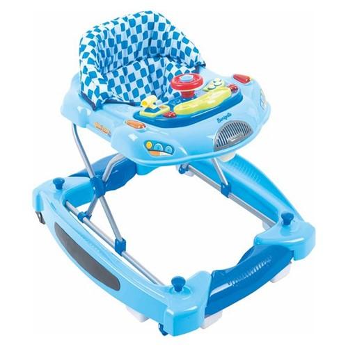 Andador Baby Coupé Azul Burigotto