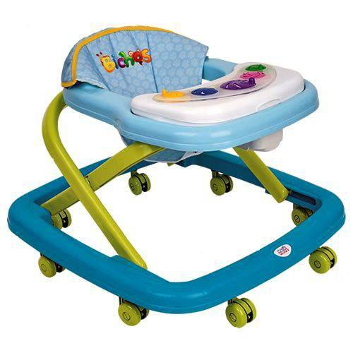 Andador Magic Baby Azul 1001 - Magic Toys