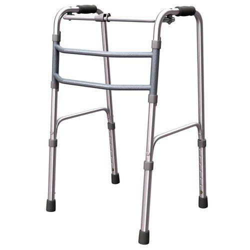 Andador Ortopédico Dobrável de Alumínio Mercur