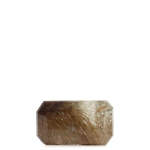 Anel de Pedra Facetada